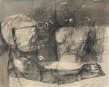 Untitled - Ganesh  Pyne - Auction May 2006