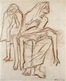 Untitled - Krishen  Khanna - Auction May 2006