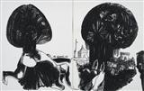 Untitled - K Laxma  Goud - Auction May 2006