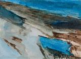 Untitled - Ram  Kumar - Auction May 2006