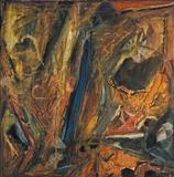 Untitled  - S H Raza - Auction May 2006