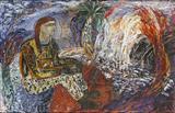 Untitled - Jayashree  Chakravarty - Auction September 2006