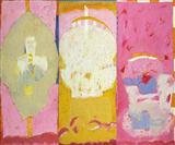 A Leaf, a Lollypop, a Vessel, a Woman - Anjum  Singh - Spring Auction 2006