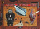 Caffeine - Sense and Infinity - Baiju  Parthan - Spring Auction 2006