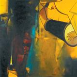 Aarti (Breaking Meditation) - Paresh  Maity - Spring Auction 2006