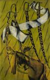 Rain - Anju  Dodiya - Spring Auction 2007