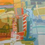 Dockyard - Kishor  Shinde - Spring Auction 2007