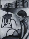 Untitled - Sudhir  Patwardhan - Spring Auction 2007