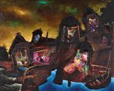 Untitled - Manu  Parekh - Winter Auction 2007