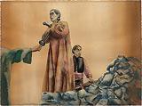 Joan - I (After Carl Dreyer) - Anju  Dodiya - Autumn Auction 2008