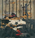 Untitled - Atul  Dodiya - Autumn Auction 2008