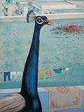 The Bachelor on the Terrace II - Jagannath  Panda - Autumn Auction 2008