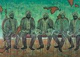 Untitled - G R Iranna - Autumn Auction 2008