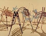 Untitled - Ram Bali  Chauhan - Autumn Auction 2008