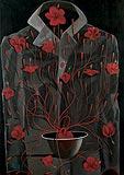 Pyasa (for Guru Dutt) - Surendran  Nair - Autumn Auction 2008
