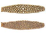 A 'POLKI' DIAMOND BRACELET -    - Auction of Fine Jewels