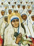 The Canonization - Anjolie Ela Menon - Summer Auction 2008