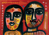 Untitled - Badri  Narayan - Summer Auction 2008
