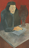 In Search of an Ancestor - Krishen  Khanna - Summer Auction 2008