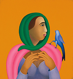 Untitled - Manjit  Bawa - Summer Auction 2008