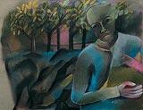 Untitled - Bhupen  Khakhar - Winter Auction 2008