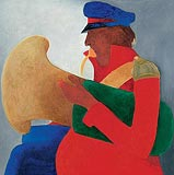 Untitled - Krishen  Khanna - Winter Auction 2008