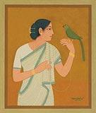 Untitled - Lalu Prasad Shaw - Winter Auction 2008
