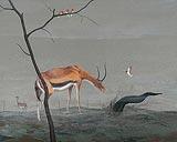 Untitled - Jagannath  Panda - Winter Auction 2008