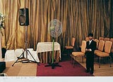 Speaker Fan Boy - Ryan  Lobo - Winter Auction 2008