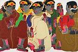 Untitled - Thota  Vaikuntam - Winter Auction 2008