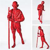 India Shining V (Gandhi with iPod) - Debanjan  Roy - Autumn Auction 2009