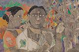 Untitled - K Laxma  Goud - Autumn Auction 2009