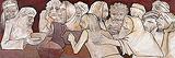 So He Looked Away - Krishen  Khanna - Autumn Auction 2009