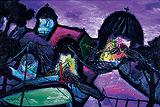 Night Landscape (Banaras) - Manu  Parekh - Autumn Auction 2009