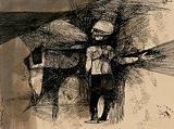 Untitled - Ganesh  Pyne - Autumn Auction 2009