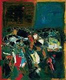 Contre Jour - S H Raza - Autumn Auction 2009