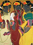 Untitled - Thota  Vaikuntam - Autumn Auction 2009