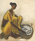 Untitled - B  Prabha - Summer Auction 2009