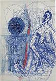 Untitled - S H Raza - Summer Auction 2009