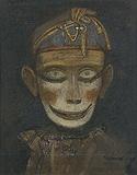 The Joker - Ganesh  Pyne - Summer Auction 2009