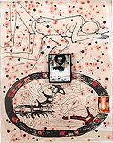 Sleeping with the Stars - Atul  Dodiya - Winter Auction 2009