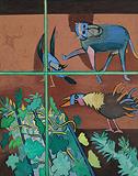 Untitled - K G Subramanyan - Winter Auction 2009