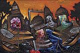 Untitled - Manu  Parekh - Winter Auction 2009
