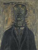 Mr. Sabastian - F N Souza - Winter Auction 2009