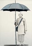 Darwaza Kholo (Cuckoonebulopolis) - Surendran  Nair - Winter Auction 2009