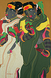 Untitled - Thota  Vaikuntam - Winter Auction 2009