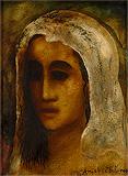 Untitled - Anjolie Ela Menon - Autumn Auction 2010