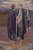 The Wayfarers - II - Jehangir  Sabavala - Autumn Auction 2010