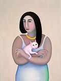 Untitled - Manjit  Bawa - Autumn Auction 2010