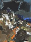 Untitled - S H Raza - Autumn Auction 2010